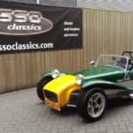 Caterham Lotus Super Seven S3