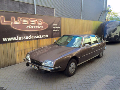 citroen cx 2400 pallas