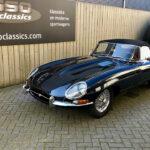 jaguar e-type 1961 ots flat floor