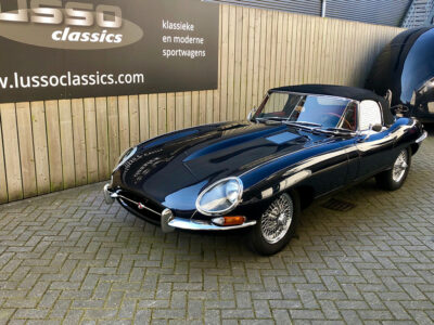 jaguar e-type 1961 ots flat floor