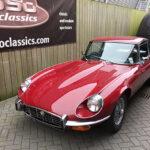 Jaguar E type series 3 V12 2+2