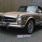 Mercedes 280SL Automaat