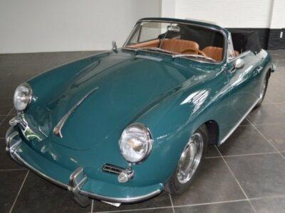Porsche 356 SC Cabrio