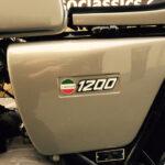 laverda 1200 mirage cafe racer