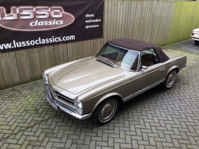 mercedes 280 sl automatic
