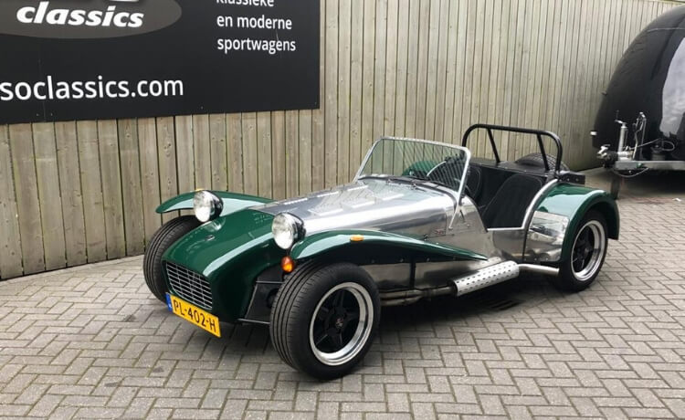 caterham super seven bdr