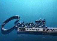 corvette coupe sting ray 1964 nassau blue 10