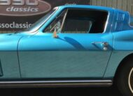 corvette coupe sting ray 1964 nassau blue 6