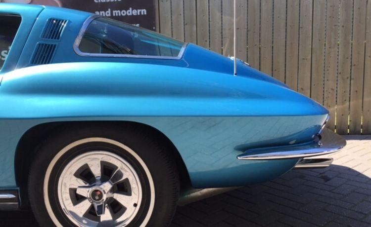 corvette coupe sting ray 1964 nassau blue 7