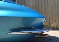 corvette coupe sting ray 1964 nassau blue 8