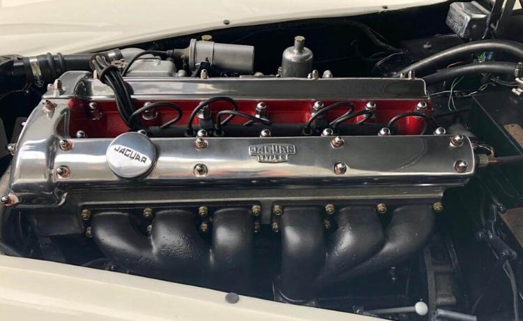 jaguar xk 140 ots 6