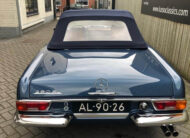 mercedes benz 280 sl pagode automatic 10