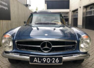 mercedes benz 280 sl pagode automatic 12