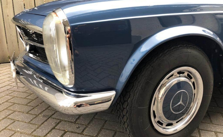 mercedes benz 280 sl pagode automatic 16