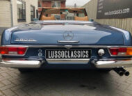 mercedes benz 280 sl pagode automatic 4