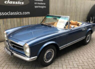 mercedes benz 280 sl pagode automatic 5