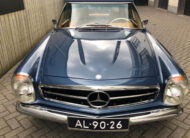 mercedes benz 280 sl pagode automatic 7