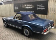 mercedes benz 280 sl pagode automatic 8