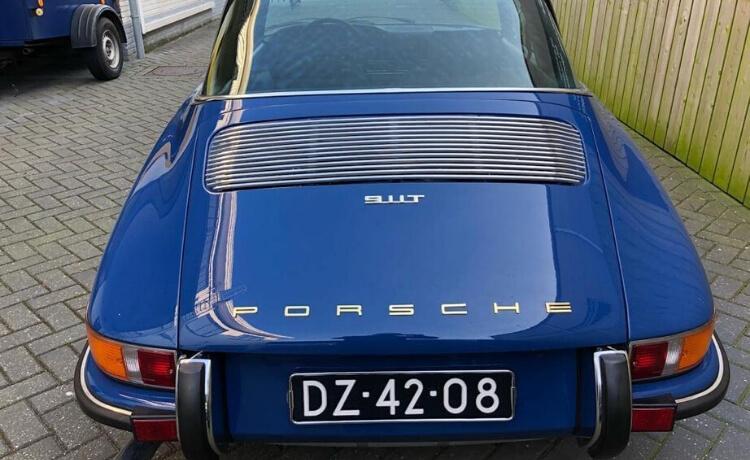 porsche 911 2.0 t targa f-model 7
