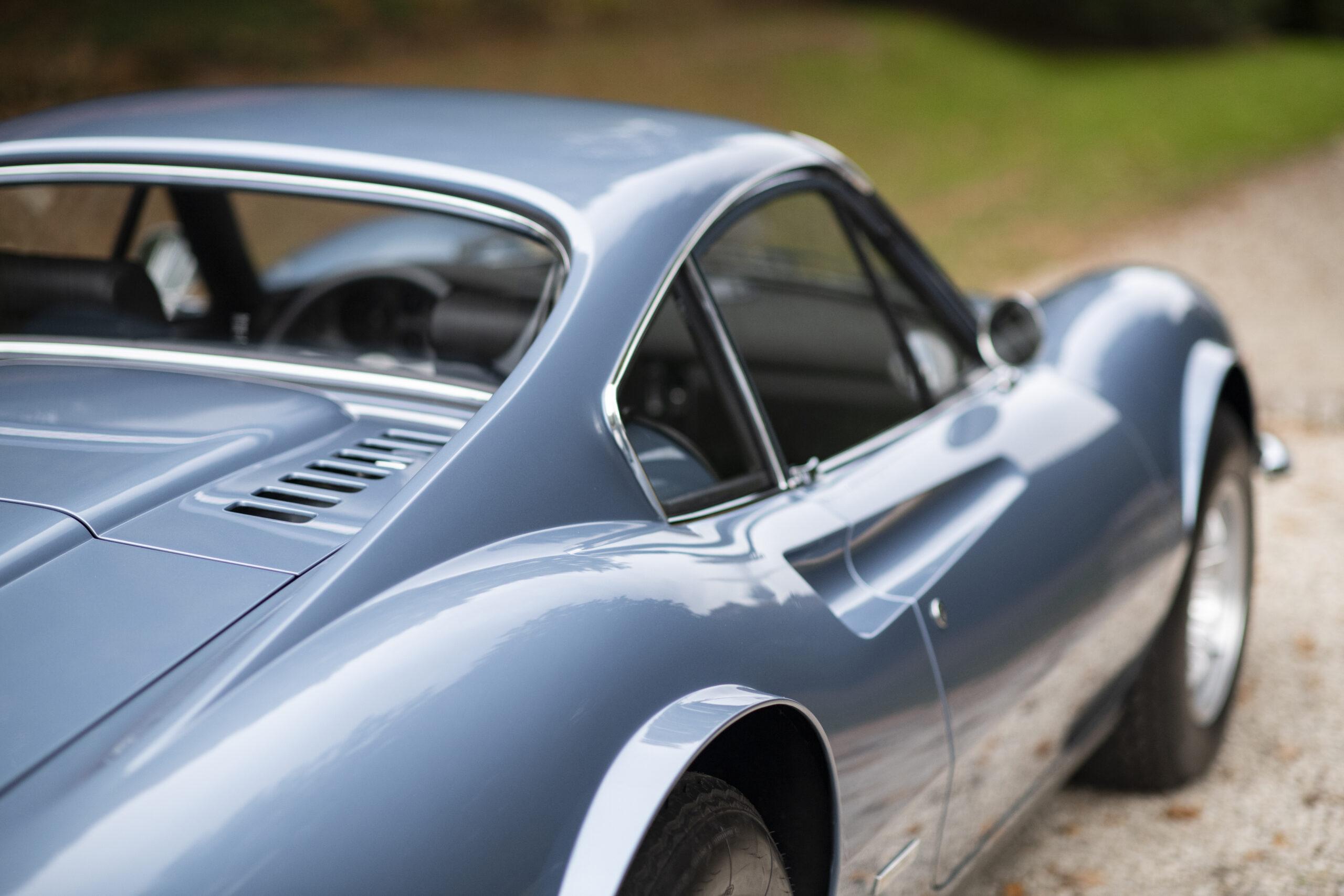 Dino 246GT 107 restauratie Lusso Classics