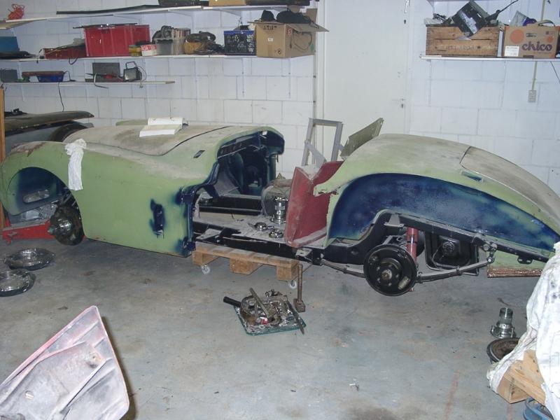 jaguar xk 140 ots 8