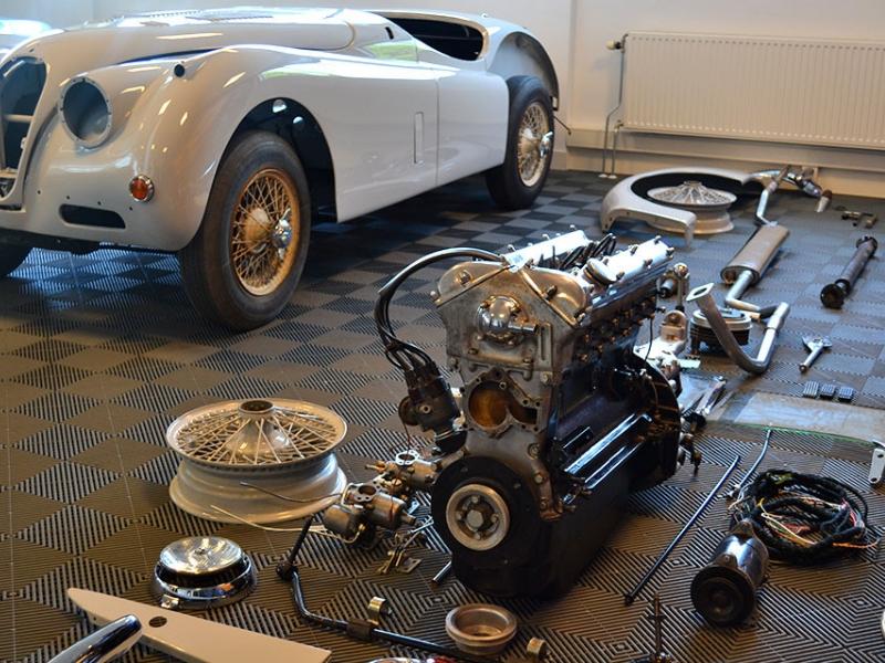 jaguar xk 140 ots 9